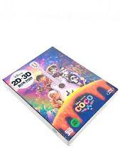 Disney Pixar COCO 3D + 2D Blu-ray SteelBook Limited Edition FNC Korea