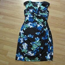Lauren Ralph Lauren Essentials Light Navy Color Dress (Size 8)