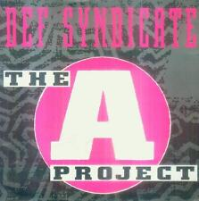 """7"""" def Syndicate/The a Project (NL) Abba samples (Euro House)"""