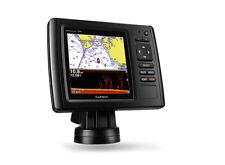 NEW - Garmin echoMAP CHIRP 55dv GPS/Chartplotter/Sonar with UK/Ireland/NL charts