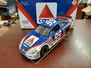 2001 Jeff Burton #99 Citgo Ford Taurus 1:24 NASCAR Team Caliber Owners