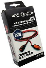 CTEK 56304 Verlängerungskabel 2.5m 249cm 56-304 max10a Komfort Connect