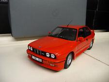 1:18 Minichamps BMW M3 E30 red rot Dealer Edition NEU NEW