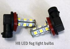 2x H8 LED Fog Light Bulbs for 2013 2014 2015 SsangYong Rexton / Rexton W
