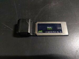 Novatel Wireless Merlin XU870 Global Wireless Broadband ExpressCard HSDPA 7.2