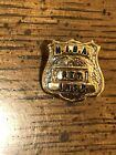Vintage Obsolete  Inspector H.I.B.A  Retired  NJ Tie Tack Pin