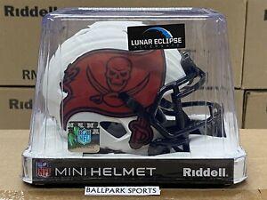 Tampa Bay Buccaneers - 2021 NFL Lunar Eclipse Riddell Speed Mini Helmet