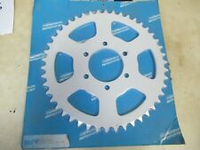 BVP STEEL REAR SPROCKET - 46 TEETH - KAWASAKI GPz 750 TURBO 1984 + 1985