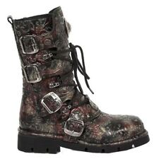 Floral Women's Mid-Calf Boots