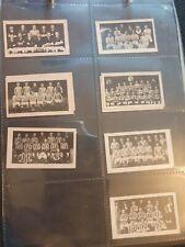 Chums Football Teams (1923) Choose Your Card