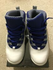 Authentic Air Jordan Retro 10 TXT PS Size 3Y Stealth Used