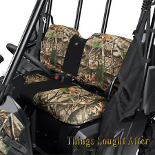 CAMO BENCH SEAT COVERS for 2008 POLARIS RANGER 2x4 4x4 6x6 EFI 500 700 XP CREW