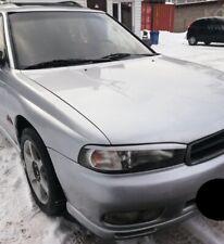 For Subaru Legacy/Outback Lancaster 1994-1998 Headlight Eyelashes Eyelids B3
