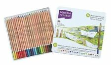 Derwent Academy Watercolour Pencils - Tin Set of 24