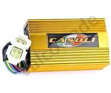 Racing CDI for GY6 50cc, 125cc, DC Fired, No Rev Limit Tuning ECU