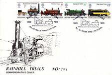 1979 Sg 984/7 Rainhill Trails Liverpool Commemorative Limited Edition Cover