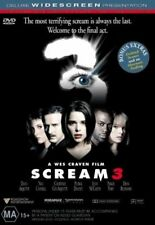 Scream 3 (DVD, 2000)