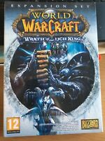 World of Warcraft: Wrath of the Lich King (PC: Mac and Windows/ Mac/ Windows new