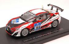 Toyota 86 #166 Nurburgring 2012 Takaki / Ishiura / Oshima / Iguchi 1:43 Model