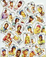 LOUIS SANTOP #196 Hilldale Daisies Spanish Beer HIGHLIGHTER SKETCH Card