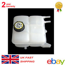 3M5H8K218AF COOLANT RECOVERY TANK RESERVOIR RADIATOR FOR FORD FOCUS & TANK/CAP