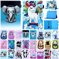 "For iPad 10.2"" 2019 7th Gen Smart Flip Magnetic Leather Stand Wallet Case Cover"