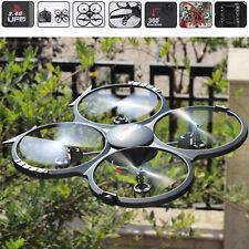 QUADCOPTER U818A Drone VIDEO CAMERA RC HELI HELICOPTER DADGET GIFT SPY GADGET