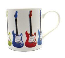 Electric Guitar Mug - Music Mug - Music Gift - Gift for Guitar Player