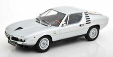 +++ Alfa Romeo Montreal 1970 silber KK Scale  180382 +++
