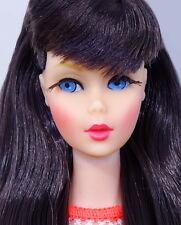 Amazing Vintage Dark Brunette Twist 'N Turn Barbie Doll MINT