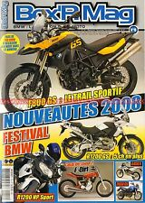 BOX'R MAG  19 BMW R1200 R GS K 1200 R75/6 750 F800 R Adventure 1200 HP2 F650