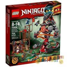 Set completi Lego robot sul ninjago