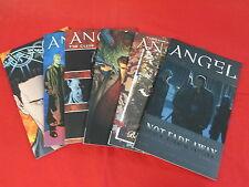 Angel Graphic Novels Lot Of 6 Discount New Unread Joss Whedon