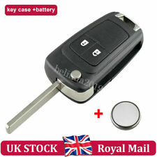 2 Button Remote Key Fob Case For VAUXHALL OPEL ASTRA J INSIGNIA ZAFIRA MERIVA B