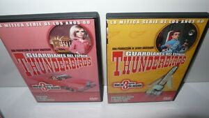 thunderbirds - 2 dvds