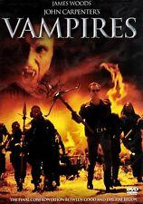 NEW DVD - VAMPIRES - JOHN CARPENTER - James Woods, Daniel Baldwin, Sheryl Lee,