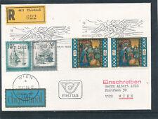 Christkindl-Reco-Brief 30.11.1984, LZ Wien, Ersttag  (CH1)