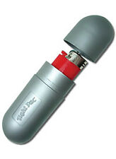 PartyPac Storage Pack with Bic Lighter - Color: Silver