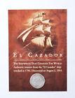Real PIRATE Treasure! 1784 El Cazador Ship Wreck Relic Silver Reales COA *844