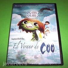 EL VERANO DE COO DVD NUEVO Y PRECINTADO