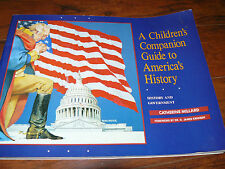A Children's Companion Guide to America's History by Catherine Millard Clean