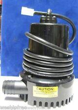 WAYNE, Blue Angel, Ace Replacement 12 volt pump for ESP15 Back up sump pump