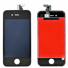 VETRO TOUCHSCREEN + LCD DISPLAY RETINA + FRAME COMPLETO PER APPLE IPHONE 4S NERO