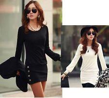 Langarm Damenblusen, - tops & -shirts im Tuniken-Stil für die Freizeit