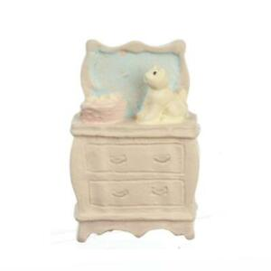 Dolls House Dressing Table 1:48 Scale 1/4 inch Mini Bedroom Miniature Furniture