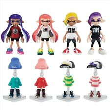 Splatoon 2 Kisekae gear Collection 2 Full Complete Set 8 pieces BOX All 8 kinds