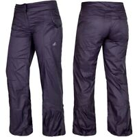 Adidas Damen Trainingshose Wanderhose Jogginghose Hose T&F Woven Pant lila beere