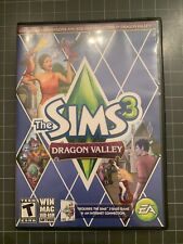 The Sims 3 Dragon Valley EA Video Game
