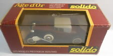 Solido 1/43 Scale Metal Model - SO222 CORD L 29 80 RED/GREY