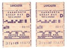 Lancaster to Carnforth Cheap Day Return Tickets from 1973